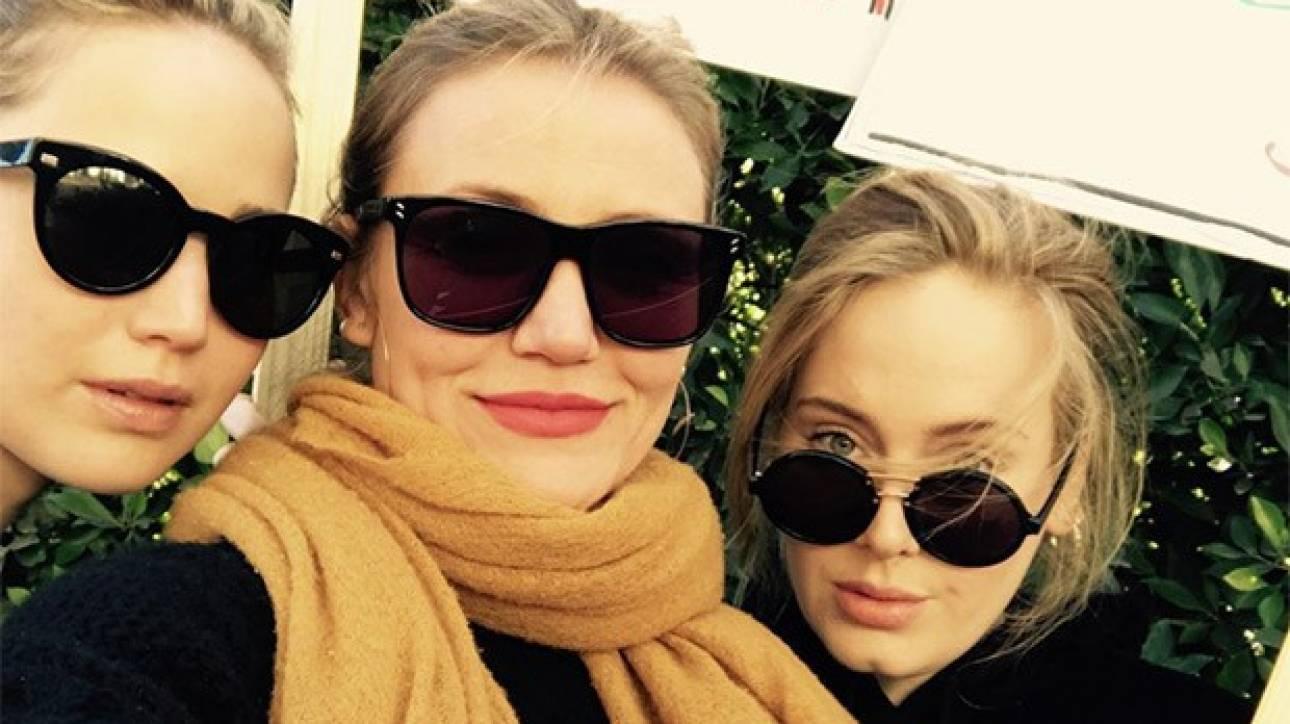 Women's March: Αντέλ, Πόρτμαν, Γιόχανσον στους δρόμους για τις γυναίκες
