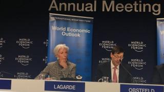 Στο 3,9% τοποθετεί το ΔΝΤ την παγκόσμια ανάπτυξη για το 2018 και το 2019