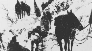Εκταφή Ελλήνων πεσόντων στο αλβανικό μέτωπο
