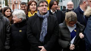 O Κάρλες Πουτζντεμόν έλαβε πρόταση σχηματισμού κυβέρνησης