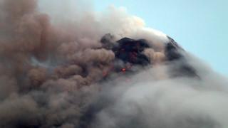 Συναγερμός στις Φιλιππίνες: Φόβοι για νέα ηφαιστειακή έκρηξη