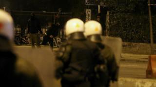 Ένταση στη Θεσσαλονίκη κατά τη διάρκεια πορείας αντιεξουσιαστών