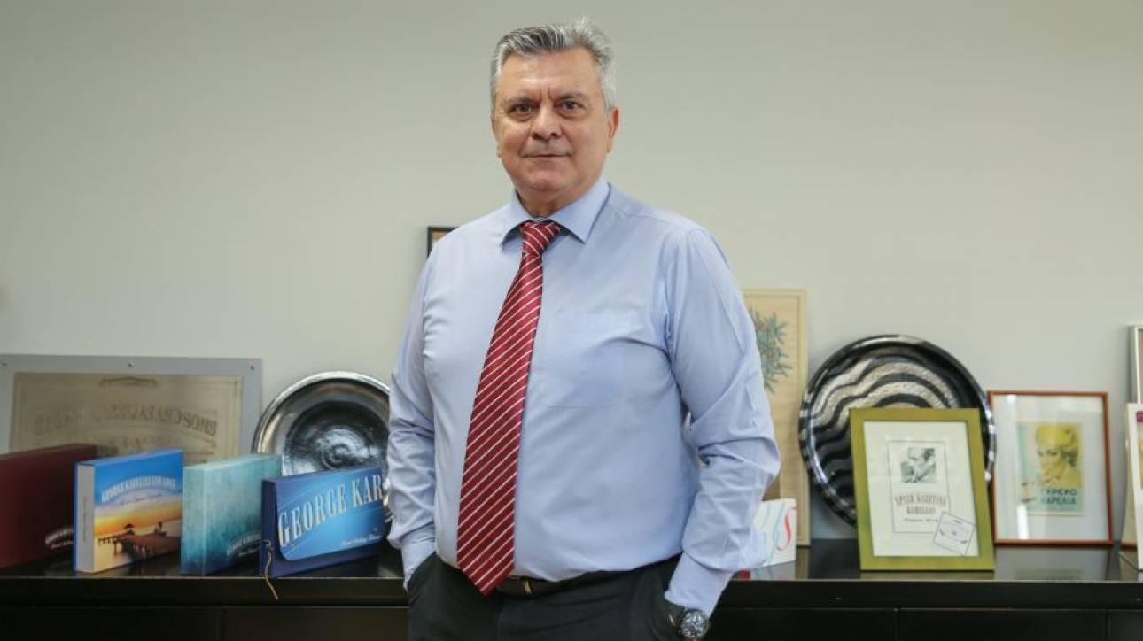 Βασίλης Μαστοράκης (ΚΑΡΕΛΙΑΣ): Τα σήματά της εξάγονται σε περισσότερες από 65 χώρες
