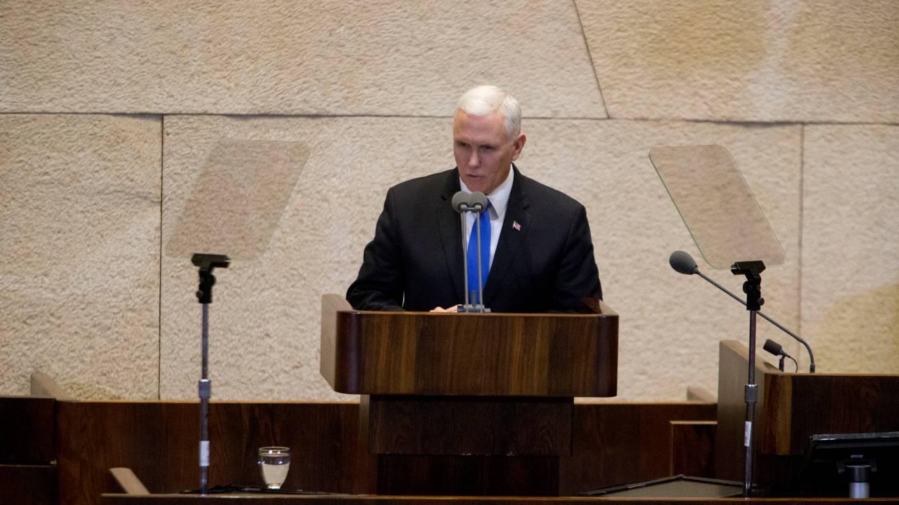 O Πενς χαιρετίζει τη συμφωνία που επιτρέπει την επαναλειτουργία του ομοσπονδιακού κράτους