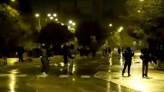 Θεσσαλονίκη: Νέος γύρος επεισοδίων μεταξύ αντιεξουσιαστών και ΜΑΤ