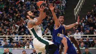 Basket League: Νικητής ο Παναθηναϊκός στον αγώνα της χρονιάς (pics)