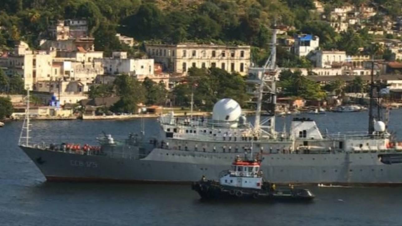 Κατασκοπικό θρίλερ σε εξέλιξη ανοιχτά των ακτών των ΗΠΑ με ρωσικό πλοίο