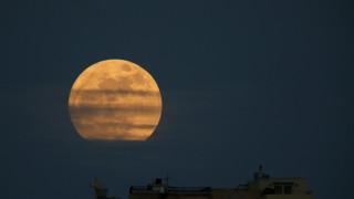 Σούπερ μπλε ματωμένο φεγγάρι μετά από 152 χρόνια: Πότε θα σημειωθεί το σπάνιο φαινόμενο