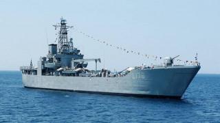 Συναγερμός στο ΓΕΝ: Νέο ατύχημα με αρματαγωγό