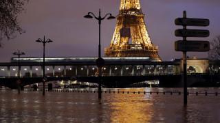 Ανησυχία στη Γαλλία για υπερχείλιση του Σηκουάνα