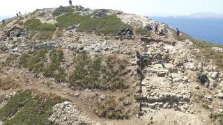 Απρόσμενα αρχαιολογικά ευρήματα εντοπίστηκαν στην «καρδιά» του Αιγαίου