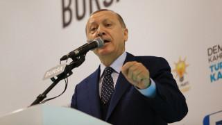Ερντογάν: Η Τουρκία θα εμποδίσει τα παιχνίδια στα σύνορά της