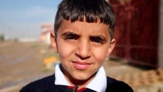 Η χαμένη παιδικότητα ενός 8χρονου Γιαζίντι που απήχθη από τζιχαντιστές