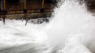 Απαγορευτικό απόπλου από λιμάνι της Σούδας στα Χανιά και το λιμάνι του Ηρακλείου