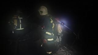 Φωτιά σε μονοκατοικία στην Παλλήνη