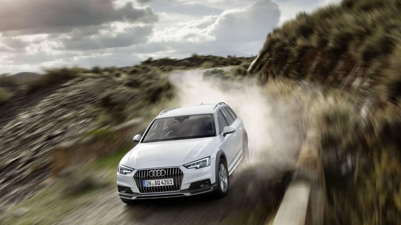 Δελτίο θυέλλης: Ώρα για Audi A4 allroad quattro