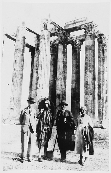 woolf parthenon