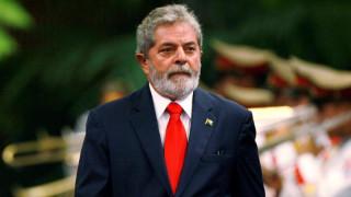 Βραζιλία: Απαγορεύθηκε στον πρώην πρόεδρο Λούλα ντα Σίλβα η έξοδος από τη χώρα