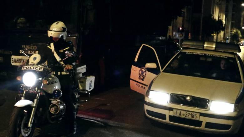 Έκρηξη εμπρηστικού μηχανισμού σε τράπεζα στη Λεωφόρο Αλεξάνδρας