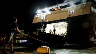 Ικαρία: Σοβαρός τραυματισμός ναυτικού από σπάσιμο κάβου