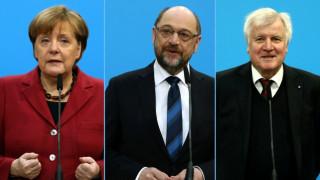 Γερμανία: «Πρεμιέρα» σήμερα στις διαπραγματεύσεις για τον μεγάλο συνασπισμό
