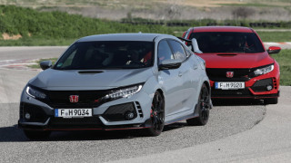 Το καινούργιο Honda Civic Type R είναι αγωνιστικό για το δρόμο