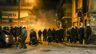 Ελεύθεροι οι συλληφθέντες για τα επεισόδια στη Θεσσαλονίκη