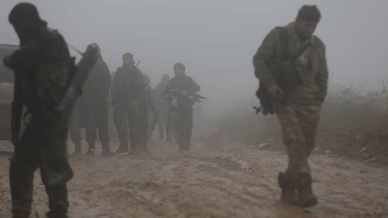 Οι συριακές Δημοκρατικές Δυνάμεις προειδοποιούν ενάντια σε μια διεύρυνση της τουρκικής επίθεσης