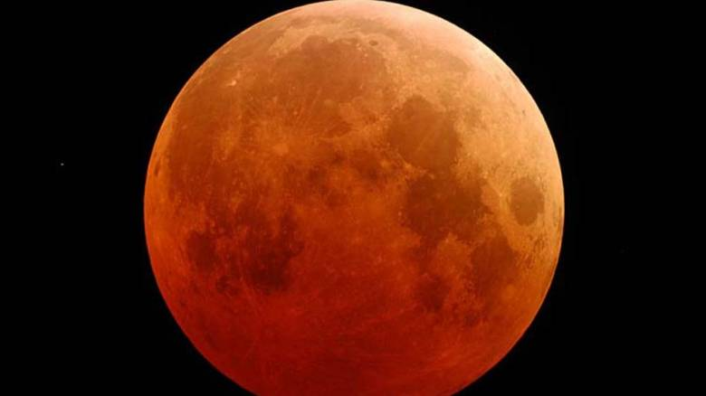 Ολική έκλειψη υπερ-Σελήνης στις 31 Ιανουαρίου-Χωρίς πανσέληνο ο Φεβρουάριος