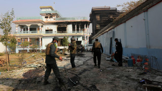 Αφγανιστάν: Ισχυρή έκρηξη σε περιοχή με πρεσβείες στην Καμπούλ