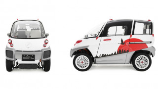 Αυτοκίνητο: Αυτό το ηλεκτρικό όχημα μπορεί να επιπλέει και να σώζει ζωές σε περίπτωση τσουνάμι