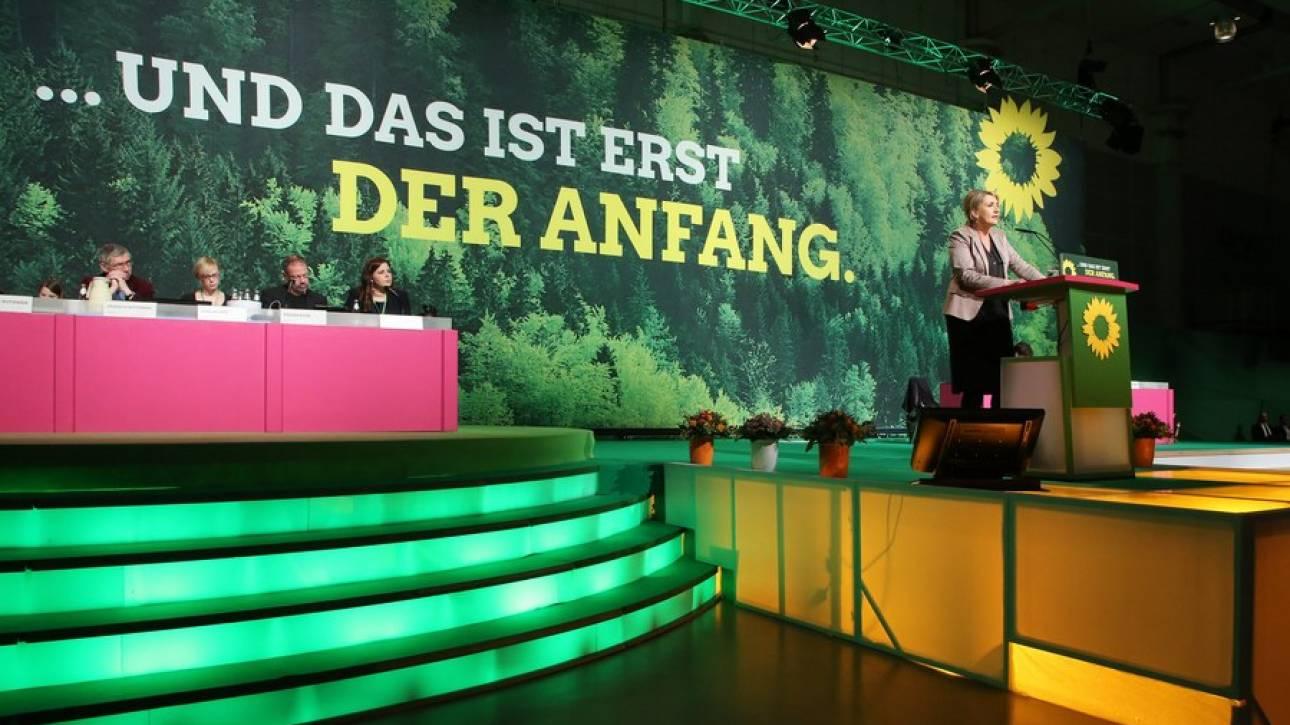 Γερμανία: Εκλογή νέας ηγεσίας σήμερα για τους Πράσινους