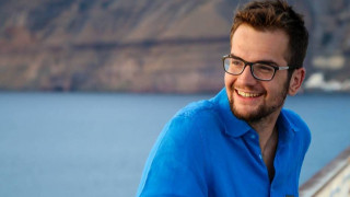 Στ. Τσομπανίδης: Πώς τα φύκια έγιναν το εισιτήριό του για τη λίστα «30 Under 30» του Forbes