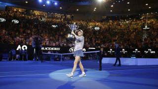 Τένις: Η Βοζνιάκι πανηγύρισε τον πρώτο τίτλο της σε Grand Slam