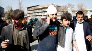 Καμπούλ: Δεκάδες οι νεκροί και τραυματίες από επίθεση των Ταλιμπάν
