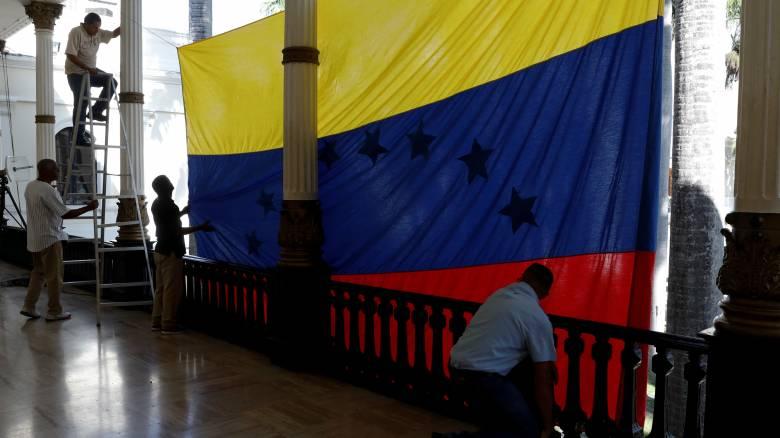 Βενεζουέλα: Απαράδεκτες οι δηλώσεις Μακρόν για περισσότερες κυρώσεις της ΕΕ σε βάρος της χώρας