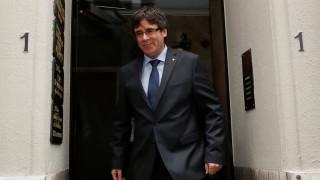 Ισπανία: «Μπλόκο» στα σχέδια Πουτζντεμόν να κυβερνήσει από το Βέλγιο