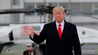 Τραμπ: Επανένταξη ΗΠΑ στη συμφωνία του Παρισιού για το κλίμα μόνο αν τροποποιηθεί