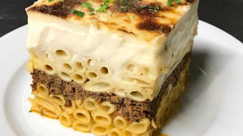 Παστίτσιο: Το φαγητό στο οποίο «υποκλίθηκε» η Νέα Υόρκη