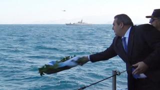 Hurriyet: Τουρκικά πλοία εμπόδισαν τον Πάνο Καμμένο να προσεγγίσει τα Ίμια