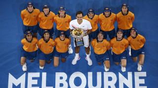 Ρότζερ Φέντερερ: Ο «Βασιλιάς» έφτασε τους 20 τίτλους σε Grand Slam