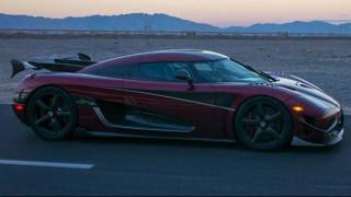 Πόσο εύκολο είναι για ένα αυτοκίνητο παραγωγής να φτάσει σχεδόν τα 500 χλμ./ ώρα;