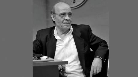 Πέθανε ο μεταφραστής και δοκιμιογράφος Άρης Μπερλής