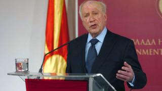 Μ. Νίμιτς: Ιστορικής σημασίας η συνάντηση Τσίπρα - Ζάεφ - Αναπτύσσεται δυναμική λύσης