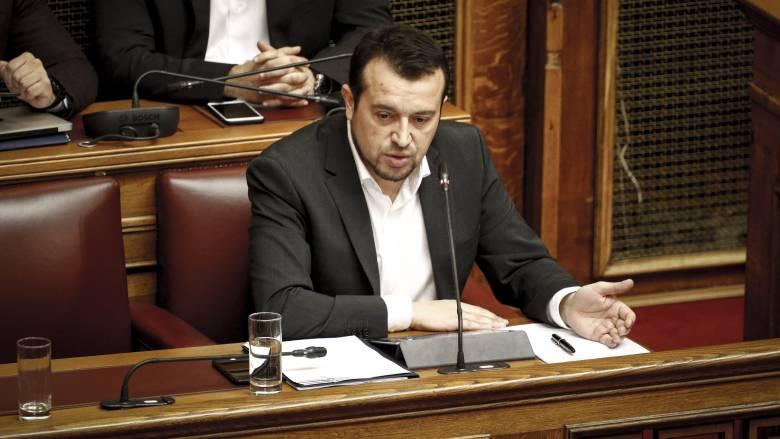 Παππάς: Σε πόσα έγγραφα με τον όρο «Μακεδονία» έχει βάλει την υπογραφή του ο κ. Σαμαράς;