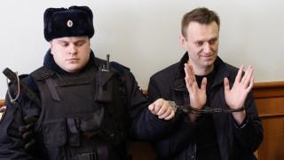 Ρωσία: Ελεύθερος αφέθηκε ο ηγέτης της αντιπολίτευσης Αλεξέι Ναβάλνι