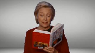 Βραβεία Grammy: Πρωταγωνίστρια η... Χίλαρι Κλίντον