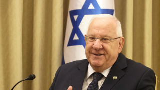 Ρίβλιν: Θα ενισχύσουμε τις σχέσεις μεταξύ Ελλάδας-Ισραήλ