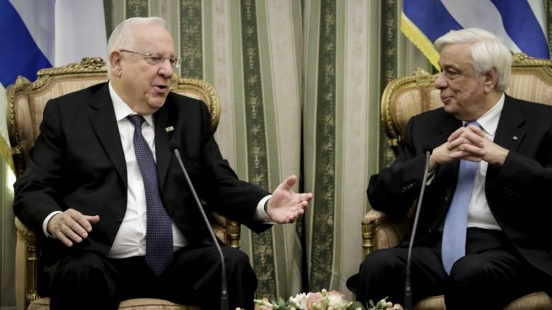 Παυλόπουλος για Σκοπιανό: Αλλαγή του Συντάγματος και εξάλειψη του αλυτρωτισμού