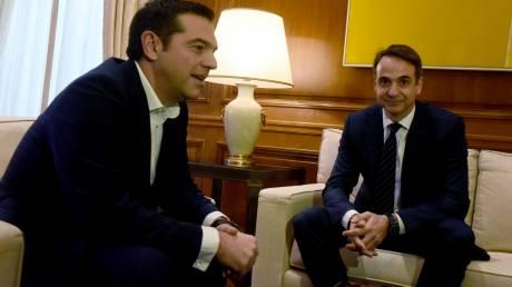 Οι συναντήσεις του Αλέξη Τσίπρα με τους πολιτικούς αρχηγούς